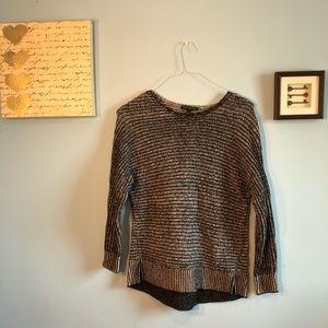 Banana Republic knit pullover small